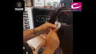 VIDAHAIR Trimmer Technology Hair Extension. Restore Confidence & Restore Life
