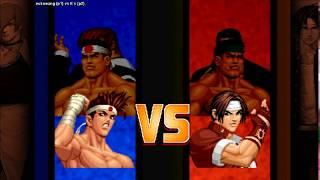 [KOF98 FC] eckowang (Taiwan) vs it`s (South Korea)