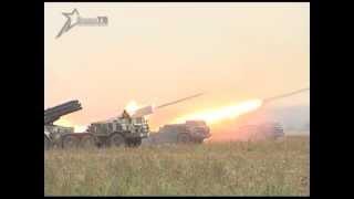 """РСЗО """"Ураган"""": как работает артиллерия"""