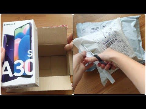 ASMR Распаковка 3 посылок с AliExpress+примерка АСМР Unboxing