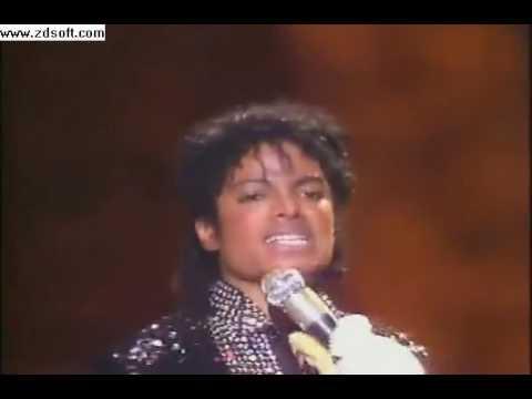 Download Michael Jackson - Billie jean (live 1983 first time moonwalk)