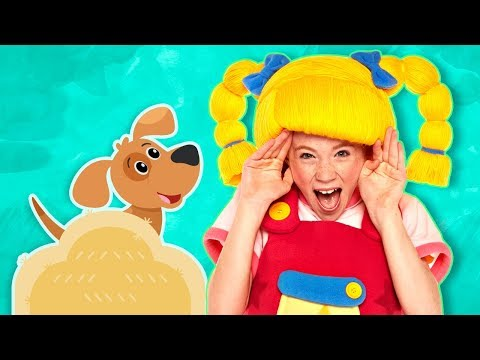 BINGO Dog Song | Kindergarten Nursery Rhyme & Baby Songs for Kids Collection by Mother Goose Club