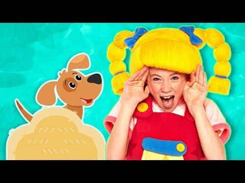 Songs BINGO Dog Song | Kindergarten Nursery Rhyme & Baby Songs by Mother Goose Club