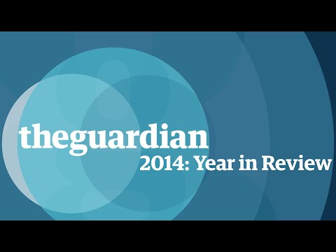 The Guardian in 2014