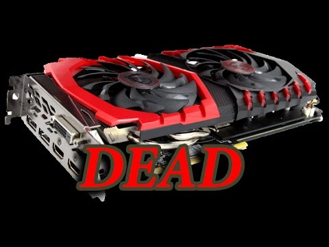 MSI Radeon RX 480 Gaming X 8GB | all kinds of crashes/freezes/blue screens  of death