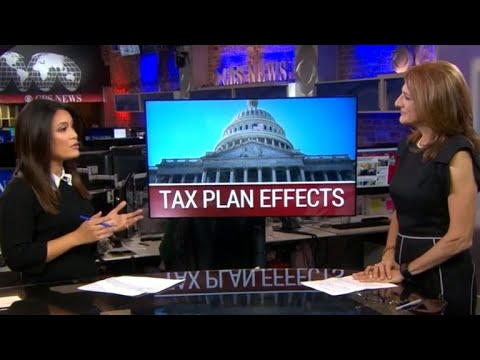 How will the new GOP tax bill affect the middle class?