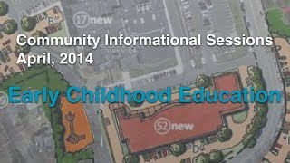 Superintendent Presentation: Early Childhood Education Center