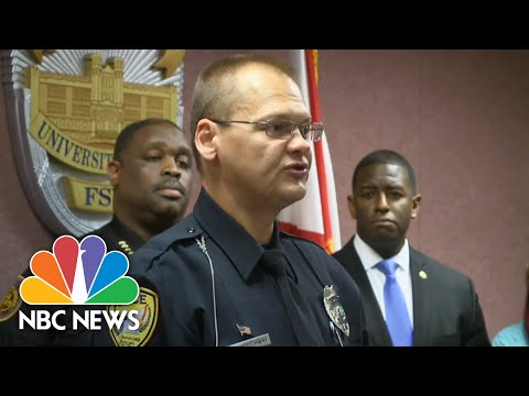 Raw: FSU School Shooting Detailed By Tallahassee Police | NBC News