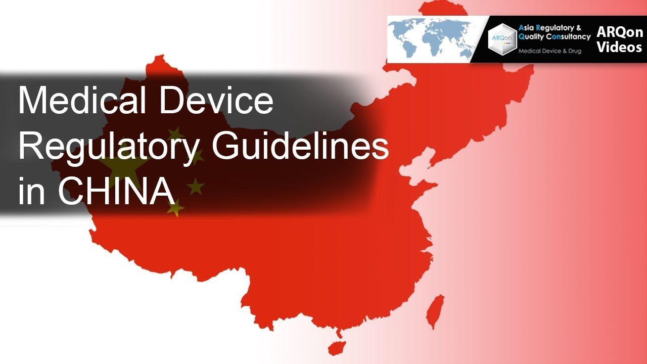 Medical Device Consulting|Registration|China|CDA|Regulation