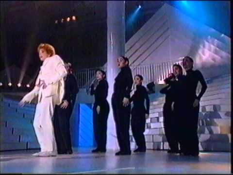1991 Mylène Farmer Désenchantée Stars 90 Drucker HD