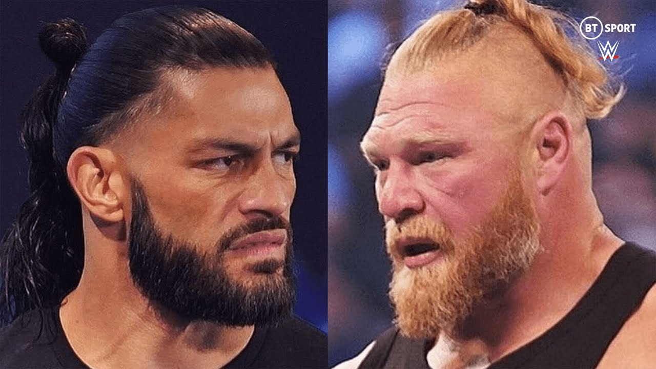 Download Brock Lesnar confronts Roman Reigns on WWE SmackDown! Paul Heyman is left shook by The Beast in MSG