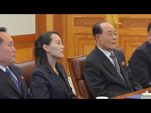 Kim Jong Un invites South Korean president to visit him in Pyongyang