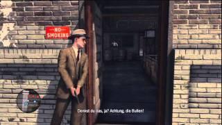 L.A. Noire Gameplay - Shootout [HD]