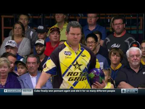 PBA Bowling King of the Swing 10 19 2016 (HD)