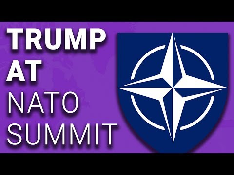 Trump Embarrasses the US at NATO Summit