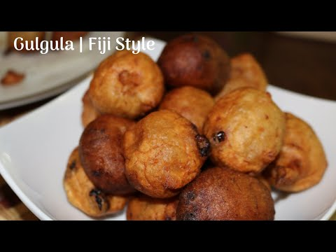 Gulgula Fiji Style | How to make Gulgula | Fijian Recipe | Banana Pancake Fritters