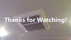 Install A Coleman-Mach ChillGrille RV Ceiling Kit