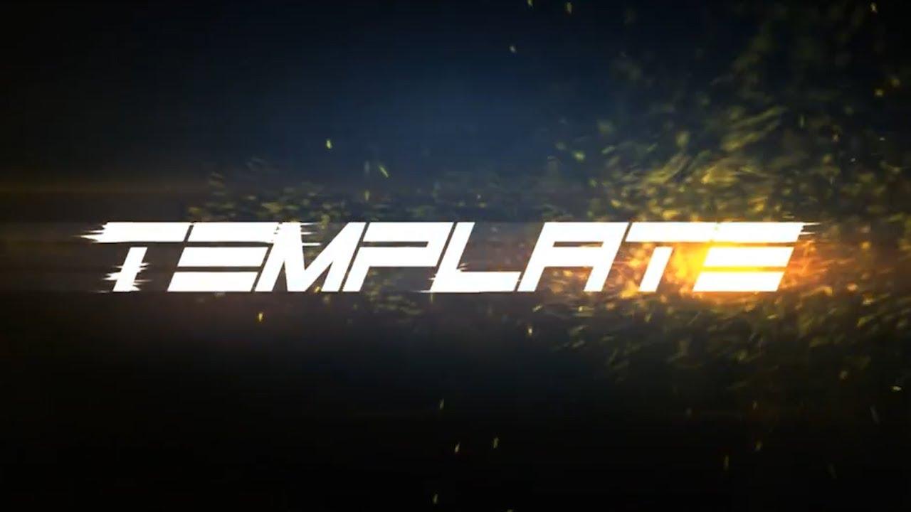 Free Intro template windows live movie maker. - YouTube