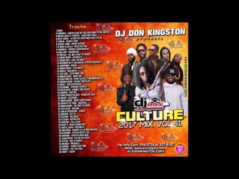 Dj Don Kingston Culture Mix  2017 Vol 41