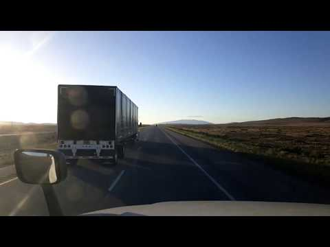 BigRigTravels LIVE! Rawlins to 25 mi. W. of Laramie, Wyoming Interstate 80 East-May 23, 2018