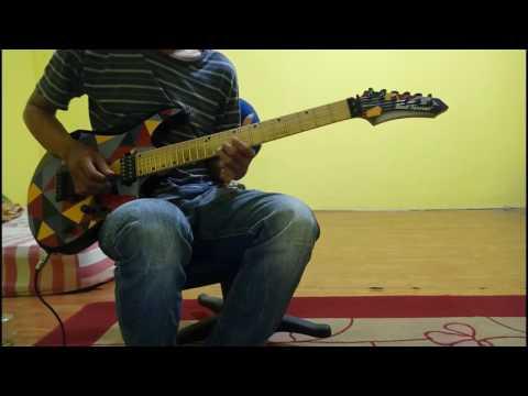 Umbrella - maruah (guitar cover)