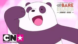 Der traum von Panda | Wir sind die Bären | Cartoon Network