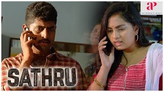 Latest Tamil Movie 2019 | Sathru Movie | Ponvannan passes away | Kathir saves Neelima's parents