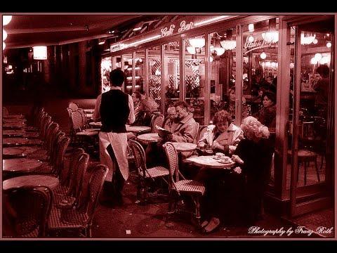 Paris - Boulevard Haussmann - Nightlife