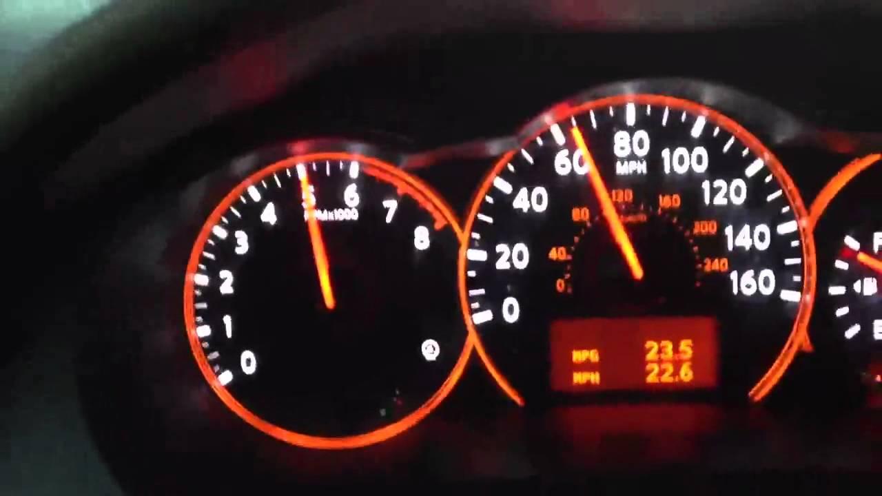 2007 Nissan Altima 2 5 S 0 60 manual mode improved version