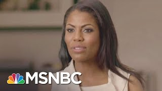 Omarosa Manigault Fired, Physically Removed From White House | All In | MSNBC