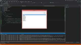 Video C# Tutorial | Windows Forms Programming | Populate ListBox .NET Using Entity Framework | Example download MP3, 3GP, MP4, WEBM, AVI, FLV Juli 2018