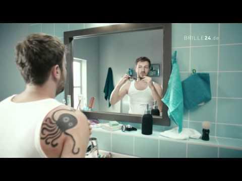 """Erster TV-Spot von Brille24 auf ProSiebenSat.1 / The Brand Orchestra  mit """"The Inner Voice"""" für Deutschlands führenden Online-Optiker"""