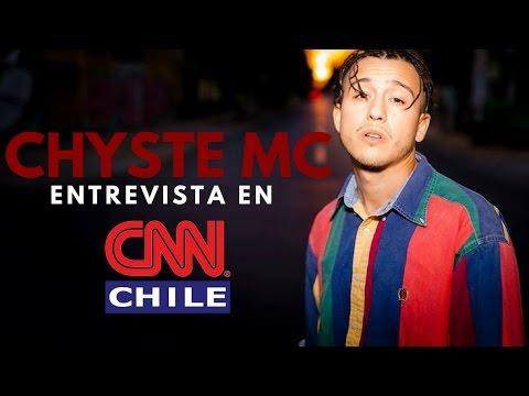 Entrevista a Chyste Mc en CNN Chile - Facebook Live