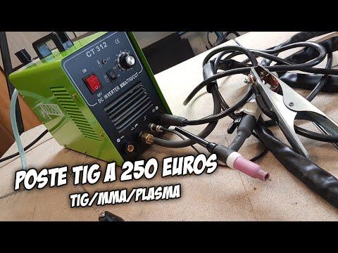 Poste à souder TIG à 250 euros - VARAN CT 312