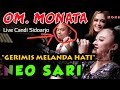 GER1MIS MEL4NDA HATI - NEO SARI - MONATA live sidoarjo 2019