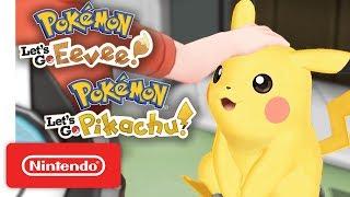 Pokémon: Let's Go, Pikachu! and Pokémon: Let's Go, Eevee! - Nintendo Switch thumbnail
