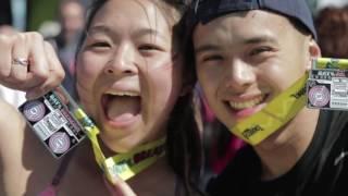 Alaska Airlines Bay to Breakers | 2016 Finish Line Festival