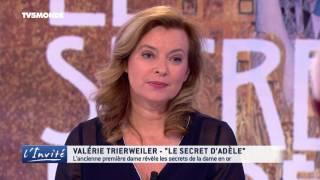 Valérie TRIERWEILER émue par le courage de Brigitte Macron