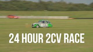 24 hour 2CV Race 2018