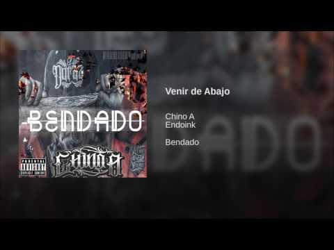 Venir de Abajo - Chino A & Endoink #15 ALBUM BENDADO 2017