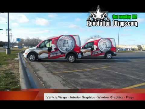 Omaha Vehicle Wrap