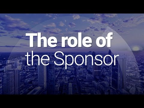 GRI Club - The role of the Sponsor