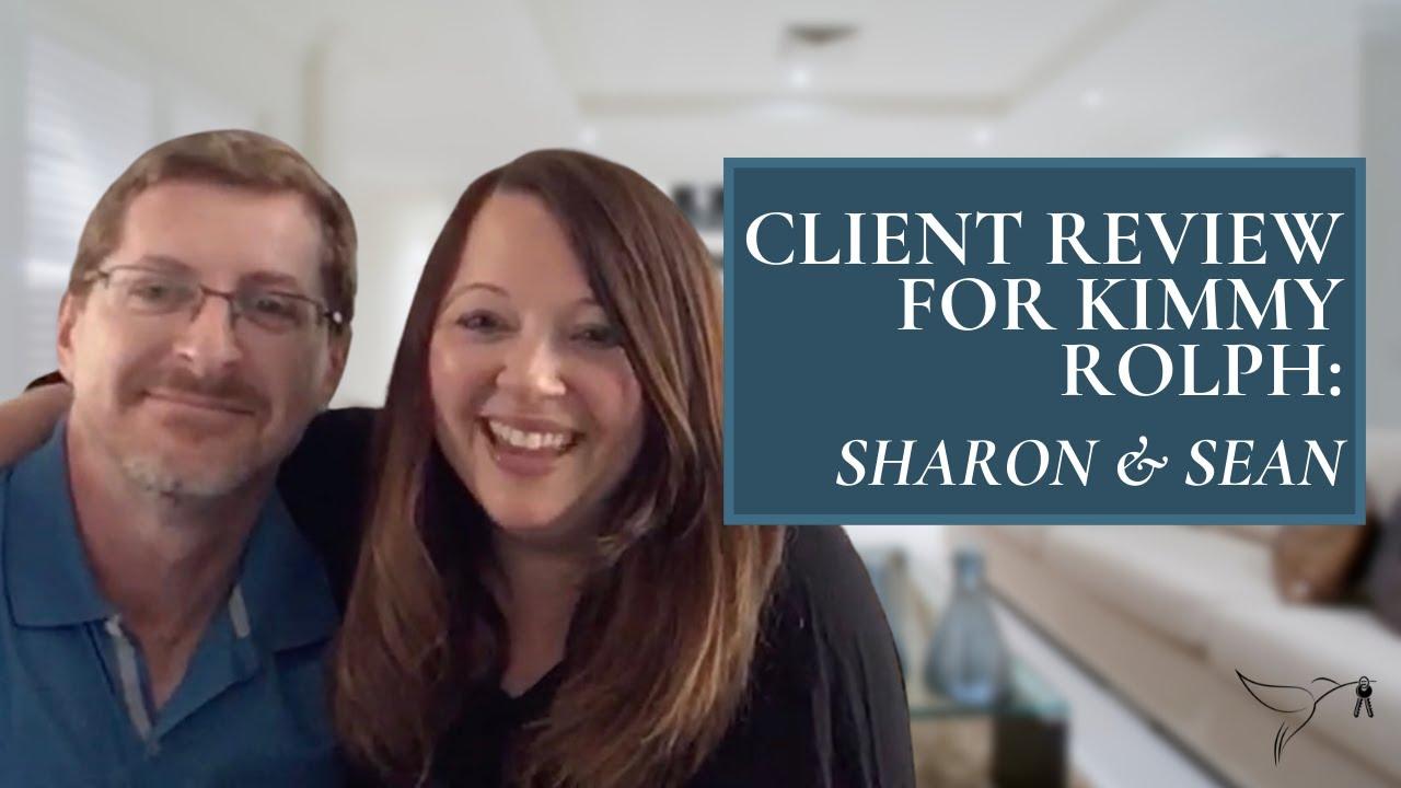 Sharon & Sean Love Kimmy Rolph Testimonial!!