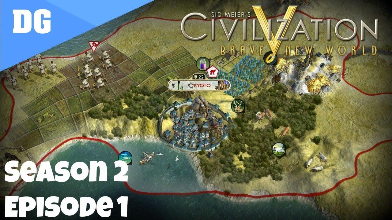 Civilization v brand new world season 2 episode 1 the rising civilization v brand new world season 2 episode 1 the rising sun civ 5 gameplay gumiabroncs Image collections