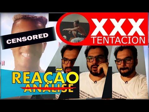 XXXTENTACION - LOOK AT ME, ADULT BRAZILIAN REACT TO XXX «REAÇÃO» thumbnail