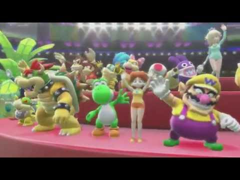 Vidéo Spot TV NINTENDO Mario & Sonic - Damien Hartmann