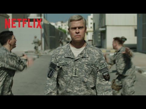 War Machine - Trailer principale - Solo su Netflix