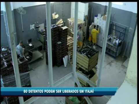 Reportagem RIC TV Record: OAB de Itajaí cobra informações sobre presos
