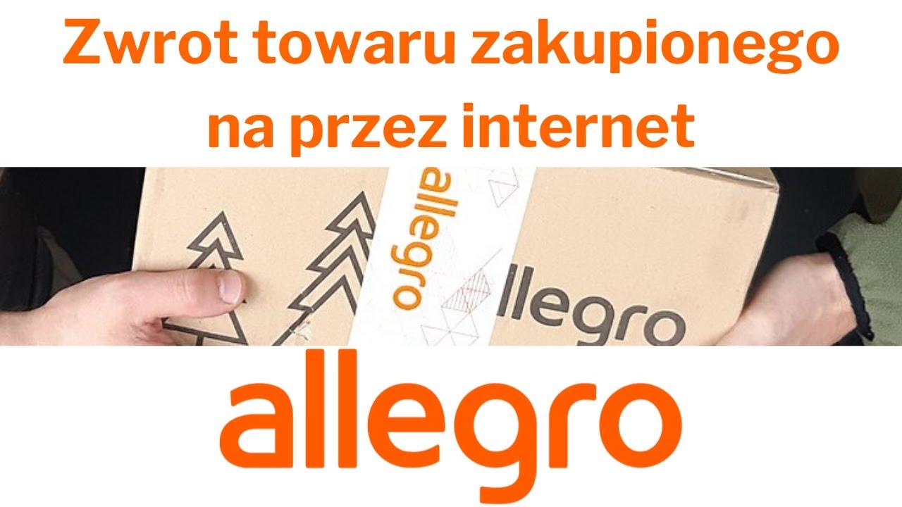 Zwrot Towaru Na Allegro Allegro Zwrot Towaru Osoba Prywatna Youtube