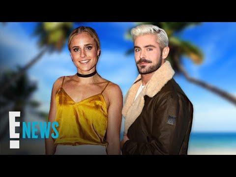 Is Zac Efron Dating Danish Olympic Swimmer Sarah Bro? | E! News